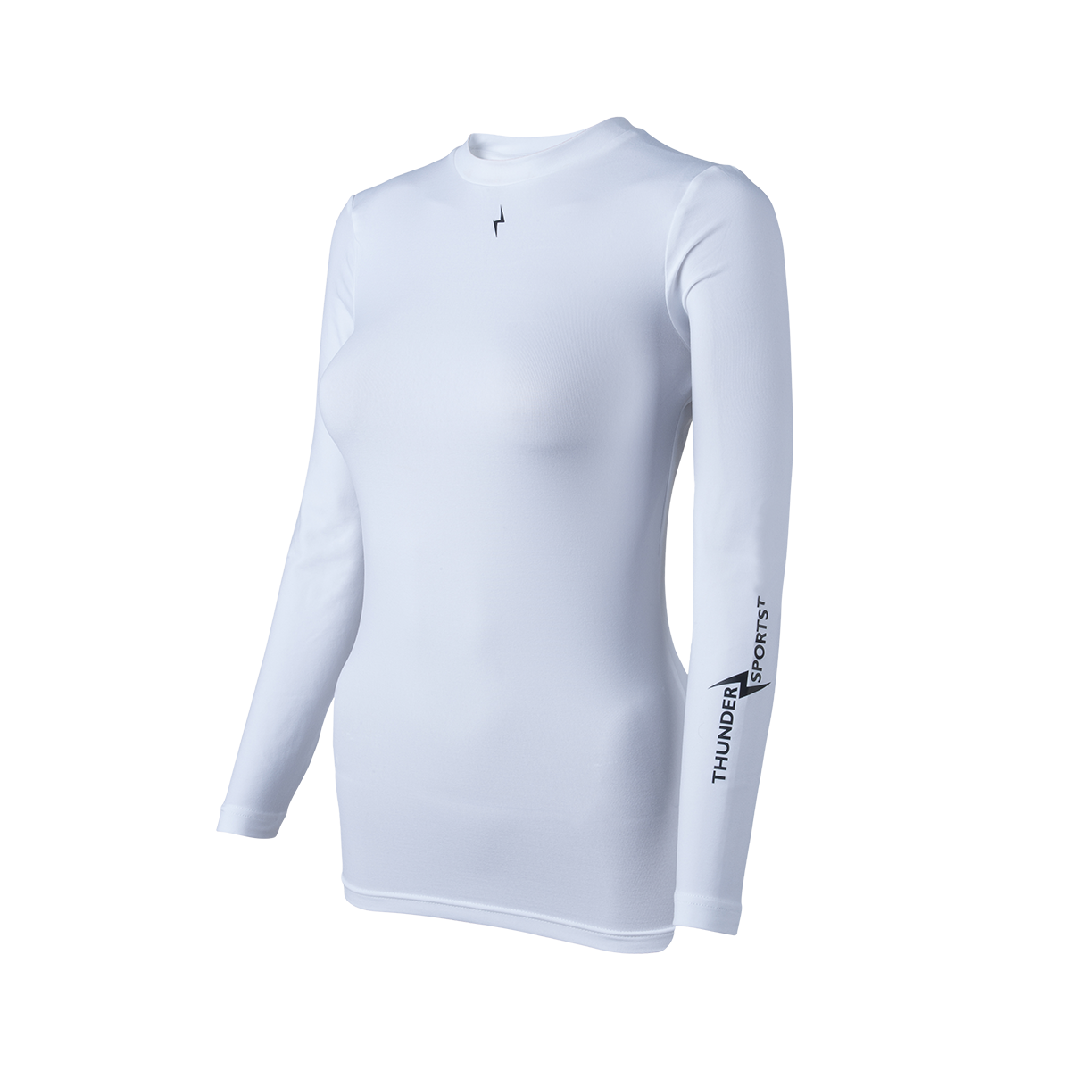 Longsleeve Woman White