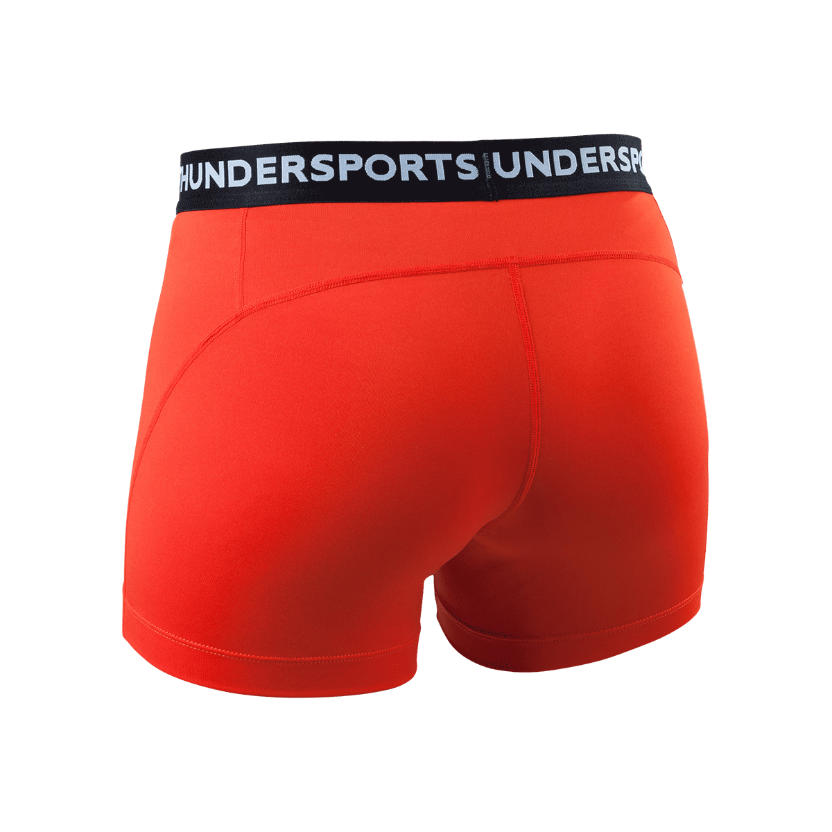 ThunderShort Red back